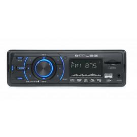 MUSE AUTORRADIO USB SD AUX 4*20W M-090 MR