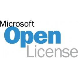 Microsoft R18-01529 licencia y actualizaci?n de software
