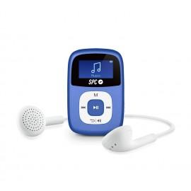 SPC Reproductor MP3 Clip 8644A 4GB Azul