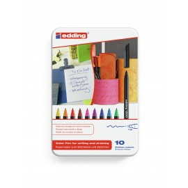 EDDING 1200 colourpen 4-1200-10