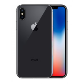 Apple iPhone X SIM única 4G 256GB Gris MQAF2QL/A