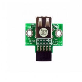 StarTech.com Adaptador Header USB USBMBADAPT2