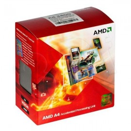 AMD AM1 VISION A4 3400 2.70GHZ