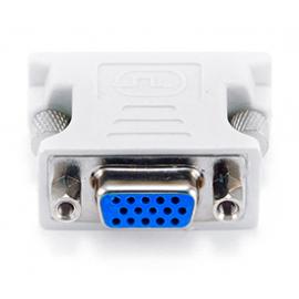 Iggual conversor DVI 24+5/M-VGA HDB15/H
