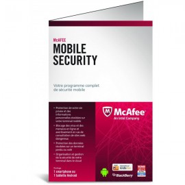 MCafee Mobile Security 2014 1 Licencia Español