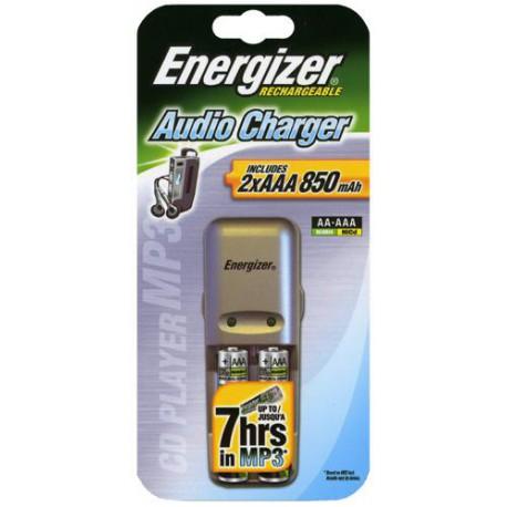 Energizer 2 pilas recargables aa aaa hr 03 700mah for Pilas recargables aa