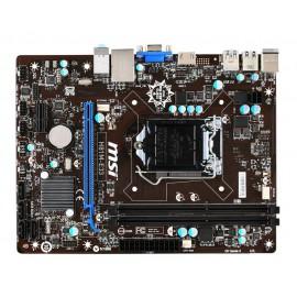 MSI LGA1150 H81M-E33 mATX