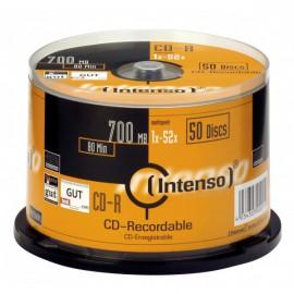 Intenso CD-R 50 Unidades