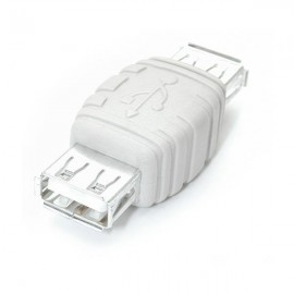 StarTech.com   Adaptador Conversor   USB A Female, USB A Female