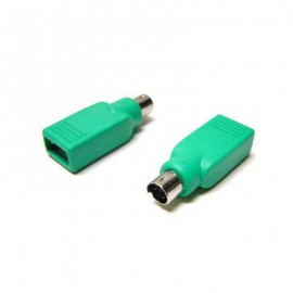 Nanocable ADAPTADOR USB A PS/2, TIPO A/H-PS/2/M