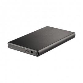 TOOQ ACC TQ CARC. 2,5 SATA USB3.0 9,5MM NEGRO TQE-2522B