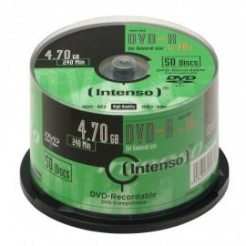 Intenso DVD-R 4.7GB, 16x 4101155