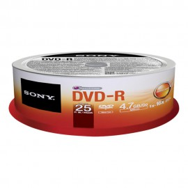 Sony 25DMR47SP DVD regrabable