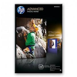 PAPEL HP FOTOGRAFICO GLOSSY Q8692A, 10X15, 100 HOJAS