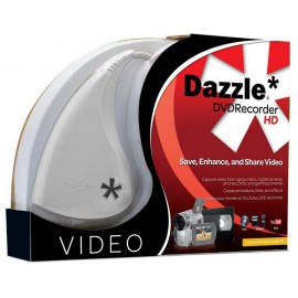 Corel Dazzle DVD Recorder HD BLANCO