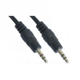 CABLE NC AUDIO 3,5M-3,5M 0.3M