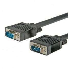 Nilox SVGA CABLE  HD15 M 1 CROS3602