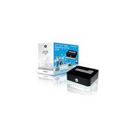 Conceptronic 2,5/3,5 inch Hard Disk Docking Station USB 2.0