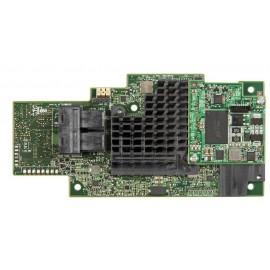 Intel Integrated RAID Module SAS3 SIO RMS3CC040 932473, (sin cables)
