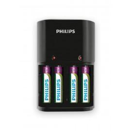 Philips MultiLife Cargador de pilas SCB1450NB SCB1450NB/12