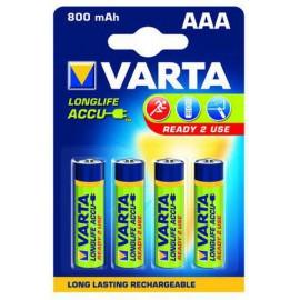 Varta Longlife Accu AAA 800 mAh 56703101404