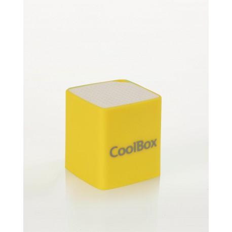 CoolBox Cube Mini COO-BTACUM-YW