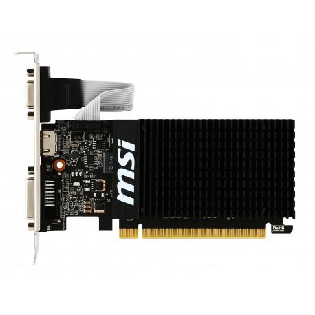 MSI GT 710 1GD3H LP NVIDIA GeForce GT 710 1GB V809-1899R