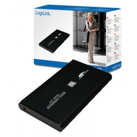 LogiLink 2.5'' SATA USB 2.0 HDD Enclosure UA0041B