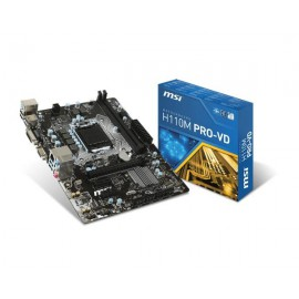 MSI H110M PRO-VD 7996-007R