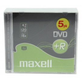 MAXELL Maxell DVD R 8x Jewelcase 275521.30