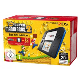 Nintendo 2DS + New Super Mario Bros 2 Special Edition 2204599