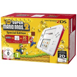 Nintendo 2DS + New Super Mario Bros 2 Special Edition 2203899