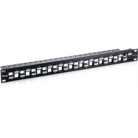 Equip Cat6A Keystone Patch Panel 769324