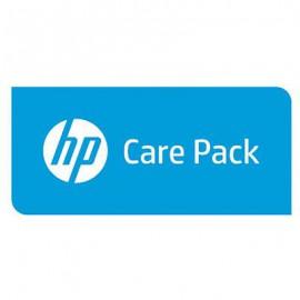 Hewlett Packard Enterprise 1y 4hr Exch 1xx Wrls Rtr pdt FC SVC