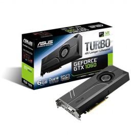 ASUS TURBO-GTX1060-6G NVIDIA GeForce GTX 1070 6GB 90YV09R0-M0NA00