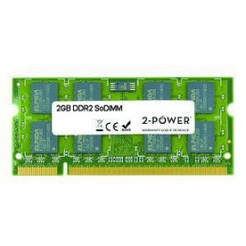 2-Power 2GB DDR2 SODIMM 2GB DDR2 800MHz MEM0702A
