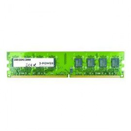 2-Power 2GB DDR2 800MHz DIMM 2GB DDR2 800MHz MEM1302A