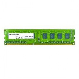 2-Power 2GB DDR3 DIMM 2GB DDR3 1600MHz MEM0302A