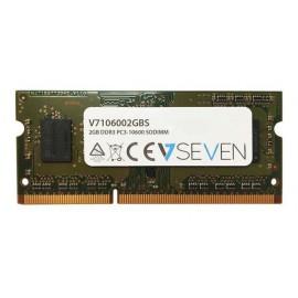 V7 V7106002GBS 2GB DDR3 1333MHz V7106002GBS