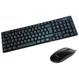 L-Link LL-KB-816-COMBO USB Español Negro LL-KB-816-COMBO
