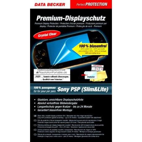 Data Becker PSP Schutzfolie 311722