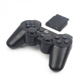 Gembird JPD-WDV-01 Gamepad PC,Playstation 2,Playstation 3 Negro JPD-WDV-01