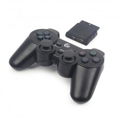 Gembird JPD-WDV-01 Gamepad PC,Playstation 2,Playstation 3 Negro JPD-WDV-01