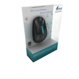 I.R.I.S. IRIScan Mouse Wifi A3 Negro