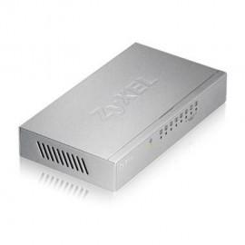 ZyXEL ES-108A V3 No administrado Gigabit Ethernet (10/100/1000) Metálico ES-108AV3-EU0101F