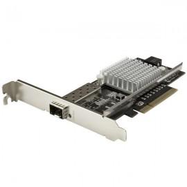 StarTech.com Tarjeta de Red PCI Express 10G con Ranura SFP+ Abierta - Chipset Intel - Multimodo y Monomodo