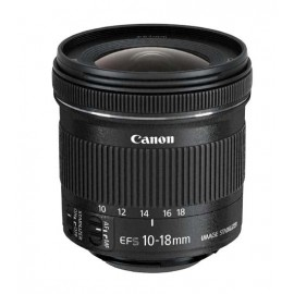 Canon EF-S 10-18 f/4.5-5.6 IS STM 9519B005