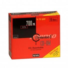 Intenso CD-RW 700MB / 80min, 12x 2801622