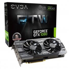 EVGA NVIDIA GEFORCE GTX1080 8GB 08G-P4-6286-KR