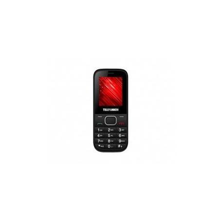 Telefunken TM 9.1 Classy 1.8'' Negro, Color blanco TTM00091WE